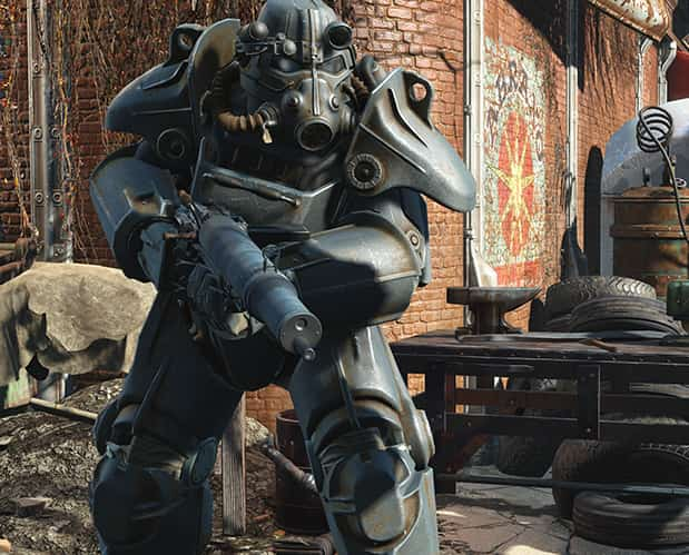 Fallout 4 Resolution