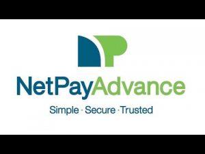 NetPayAdvance Login