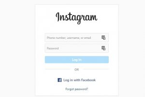 Can't Login to Instagram